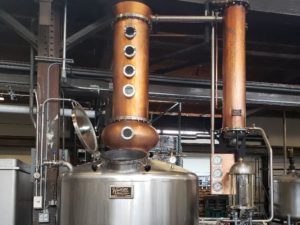 Tattersall Distillery Tour & Tasting