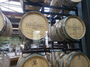 Tattersall Distillery Tour & Tasting